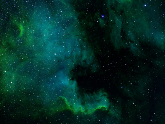 Nordamerika Nebel NGC7000