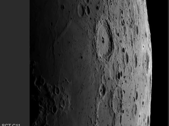 Mondkrater Langrenus und Umgebung am 14.06.2021