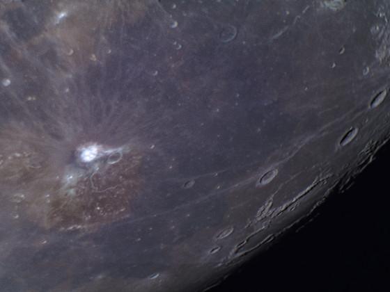 Mond - Aristarchus / Vallis Schröteri