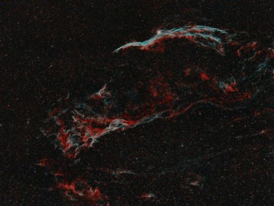 Cirrus Nebel