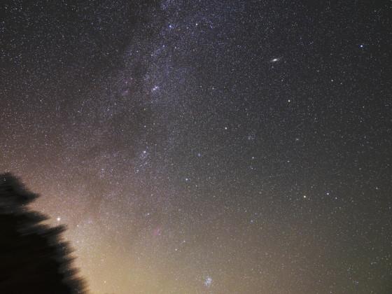 Sternenhimmel Lohmen