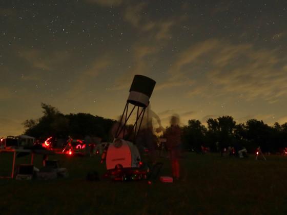Meteor Teleskoptreffen, 14. August 2021, Tarján, Ungarn
