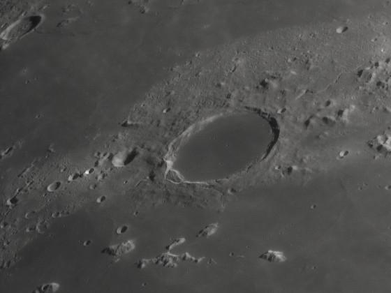 Plato-Krater D=101km