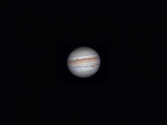 Jupiter vom 01.09.2021
