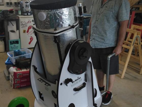 R2-Astro und Wicket