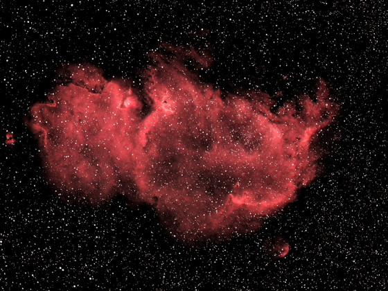 IC1848 Seelen-Nebel