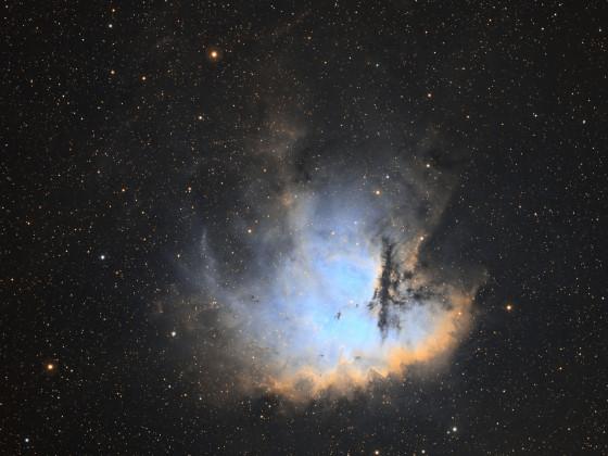 NGC281 - SHO