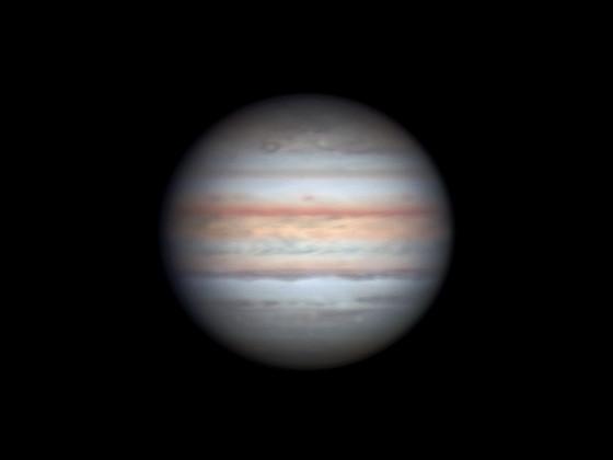Jupiter am 12.9.2021
