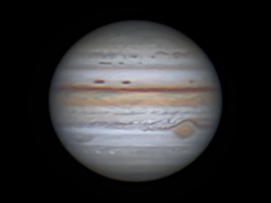 Jupiter am 21.08.2021