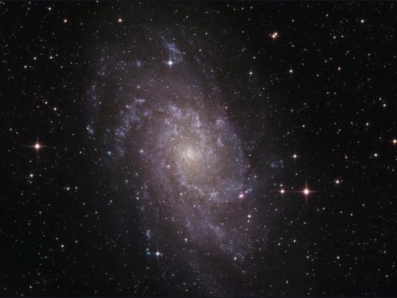 Dreiecksgalaxie M33