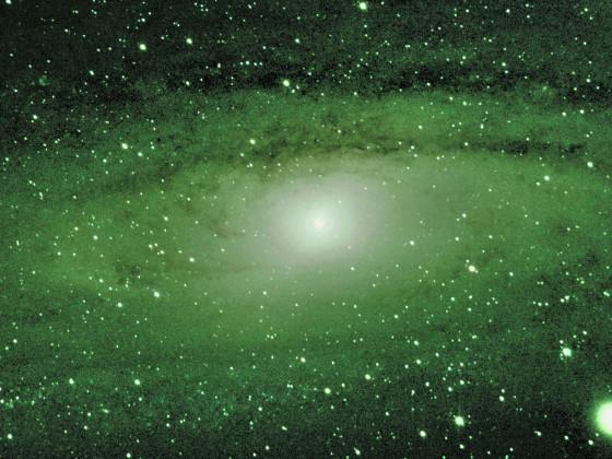 M 31   im September  2021