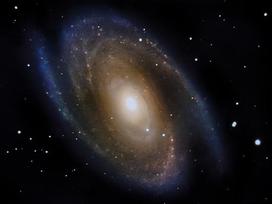 M81-  Bodes Galaxie