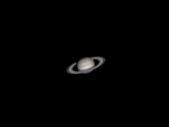 Saturn - aufgenommen am 01.09.2021 mit dem C11