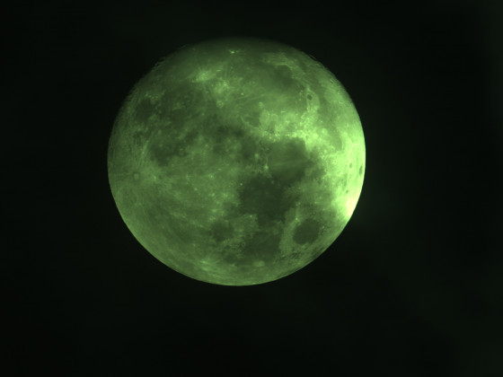 Mond mit Altair 294 C ohne Kühlung