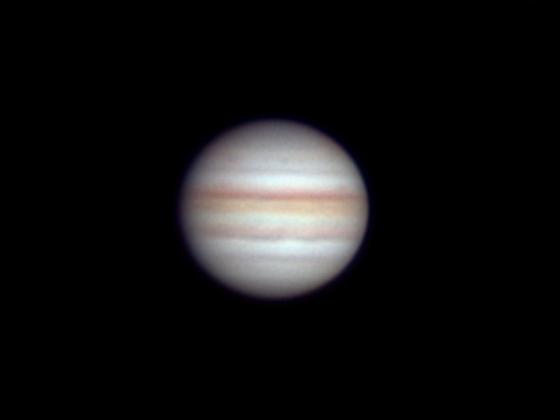 Jupiter 24.10.2021 20.25 UT