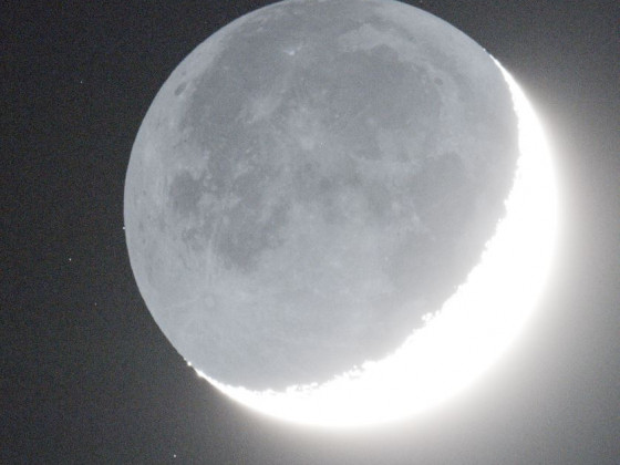 Sternbedeckung durch den Mond 210317
