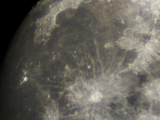Ausschnitt - Plato, Copernicus, Kepler, Aristarchus