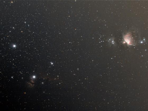 Region Orion