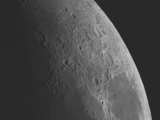 Hercules, Atlas, Mare Crisium