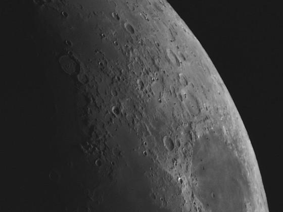 Atlas, Hercules und Mare Crisium