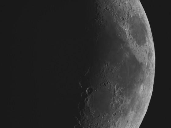 Mond vom 17. 04. 2021