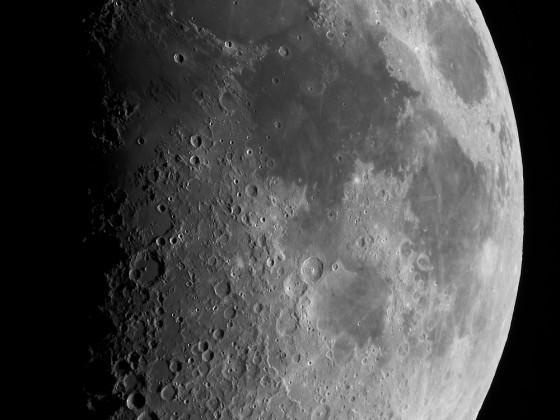 Mond vom 19.04.2021