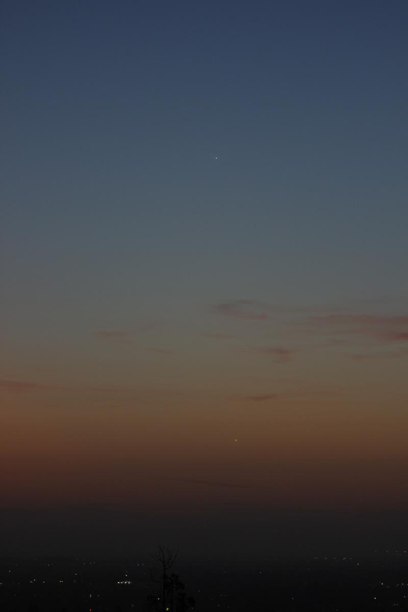Merkur & Venus