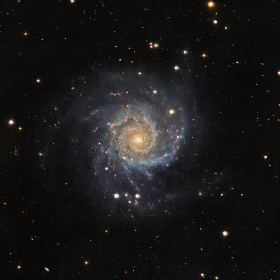 M74 - Phantomgalaxie