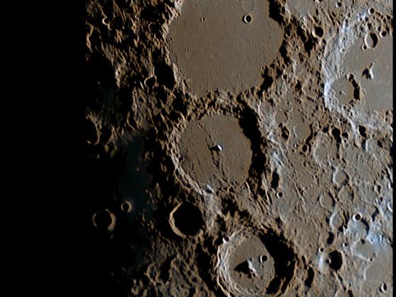 Ptolemaeus, Alphonsus, Arzachel am 19.05.2021 RGB