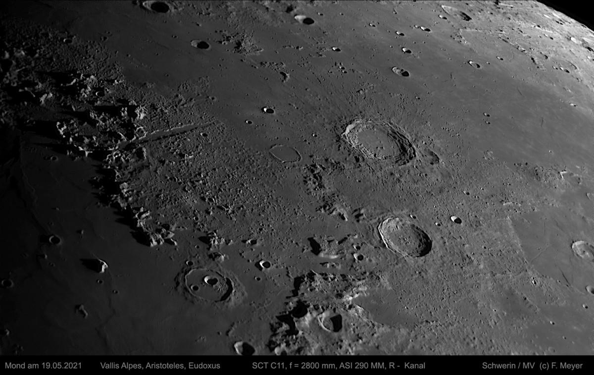 Vallis Alpes, Aristoteles, Eudoxus am 19.05.2021