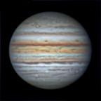 Jupiter mit Details