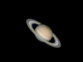 Saturn vom 12.08.2021