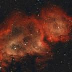 LBN 667 | Soul Nebula