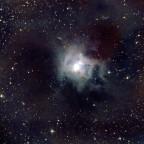 NGC7023 überarbeitet mit Topaz Denoise