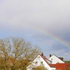Regenbogen vom 7. Mai 2021