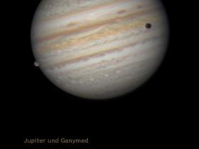 Jupiter und Ganymed