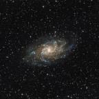 M33 Dreiecks-Galaxie