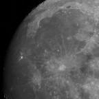 Mondausschnitt - Plato, Copernicus, Kepler, Aristarchus
