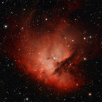 NGC 281 - Pacman Nebula