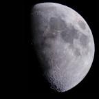 Mond vom 18.07.2021