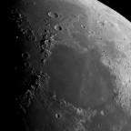 Monddetails von Aristoteles bis Mondalpen