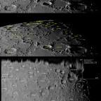 Mond - Nordpol
