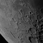 Mond Nahaufnahme