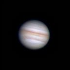 Jupiter 24.10.2021 21.55 UT