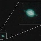 NGC 7009 – Saturnnebel