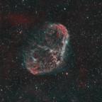 NGC6888_ Cressent-Nebel  HaOIII
