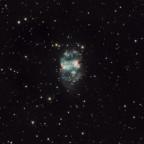 M76 Kleiner Hantelnebel mit dem C11