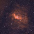 SH2-162 Bubble Nebula v2