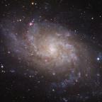 M33 - Triangulum Galaxy (Asiago)