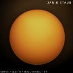 Sonne 14.05.2021